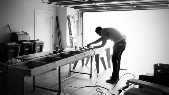 Chris Brigham At Work