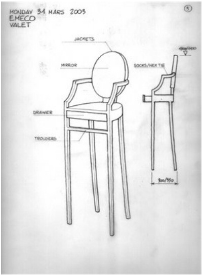 War Amp Peace The Evolution Of The Emeco Navy Chair Sabi