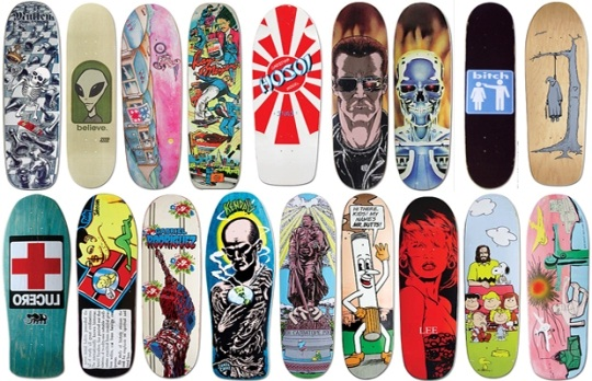 art of board the journey from broken skateboard to sustainable skateboard designs ivory series - Skateboard Design Ideas