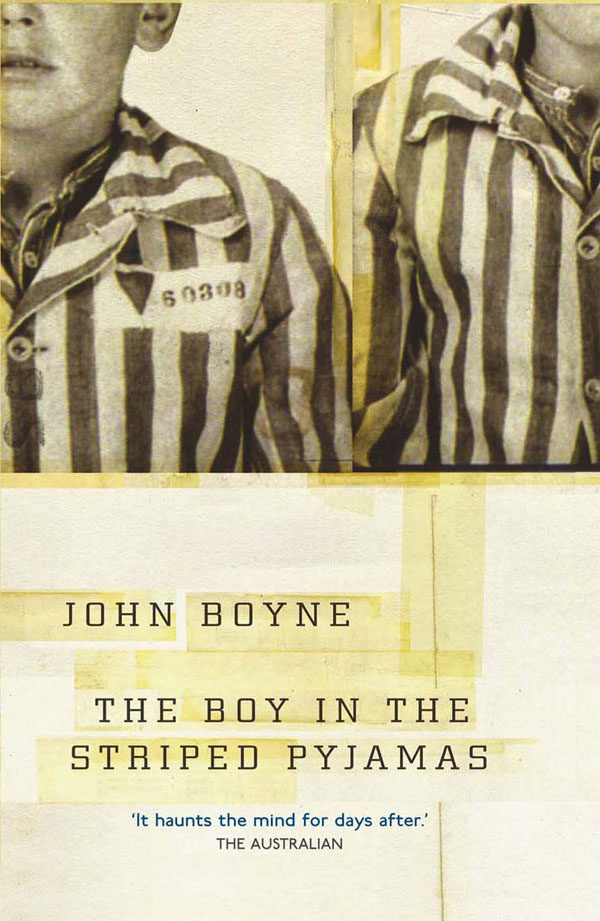a review of the boy in the striped pajamas a novel by john boyne The paperback of the the boy in the striped pajamas by john boyne at barnes & noble free shipping on $25 or more.