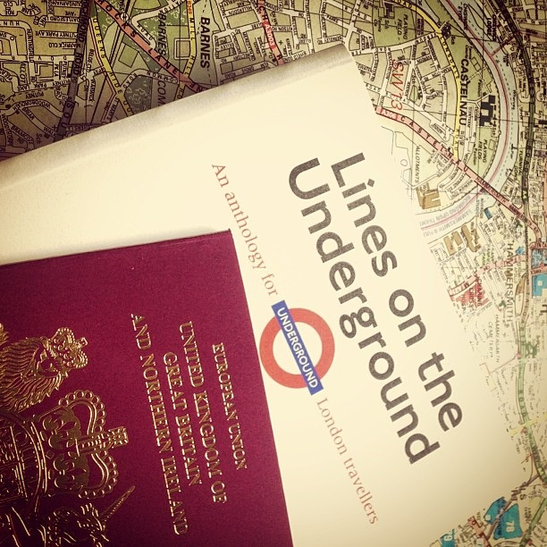 Passport ready and trip planned...