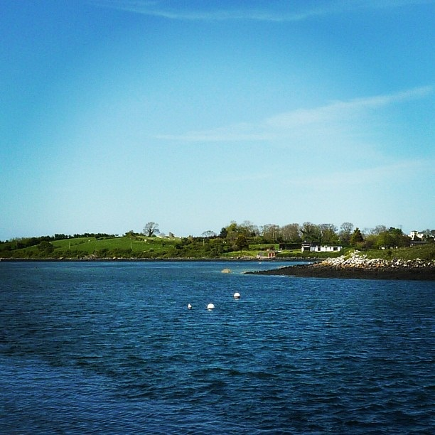 Strangford Lough - out on the water (image by Sabi Style)