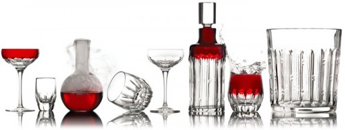 Talon range from the Mixology Collection (image by Waterford)