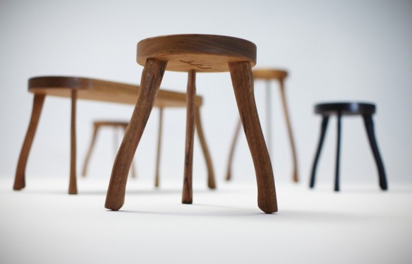 Realax stools by Tim Collins (image by Cloud Melbourne)
