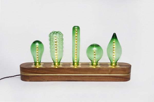 Shelf Light 5 for the Sao Paulo Collection (image by Studio Swine)